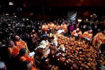 Pâinile Sf. Spiridon vor fi împărțite la Mănăstirea Nechit
