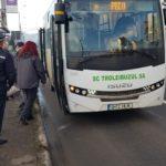 controale in mijloacele de transport in comun Troleibuzul (1)