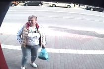 Suspectă de furt, căutată de polițiști