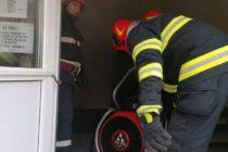 A uitat un vas de gătit pe aragaz și au fost alertați pompierii