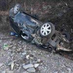 Autoturism rasturnat Pipirig 3 victime (2)