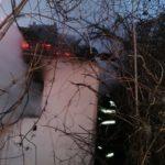 Incendiu cladire dezafectata Piatra Neamt (1)