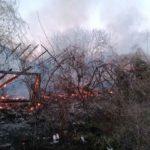 Incendiu cladire dezafectata Piatra Neamt (3)