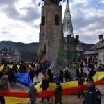 Tricolorul calator la Piatra Neamt (2)