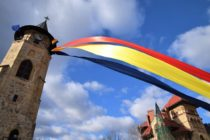 """""""Tricolorul călător"""" a ajuns și la Piatra Neamț"""