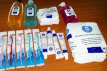 Program de distribuție produse de igienă pentru persoane defavorizate