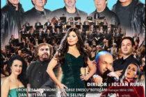 """""""Concertul pentru Anul Nou 2020"""", spectacol grandios la Sala Polivalentă din Piatra Neamț"""
