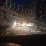 Drum blocat Lacul Rosu - Gheorgheni (3)