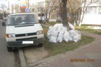 Amenzi usturătoare pentru cine aruncă gunoaie sau alte reziduuri în locuri nepermise