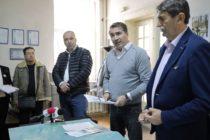 Președintele Ionel Arsene anunță că se va rezolva problema apei la Roman