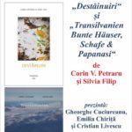Lansare de carte Corin Petraru