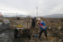 A fost amendată pentru că a aruncat ilegal deșeuri în cartierul Speranța