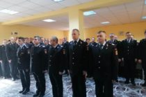 Ofițeri de la ISU Neamț înaintați în grad de Ziua Protecției Civile