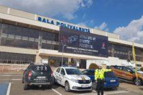 Polițiștii locali vor asigura ordinea publică la Campionatul Național de Dans Sportiv desfășurat la Sala Polivalentă