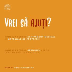 Donatie VIVID Neamt