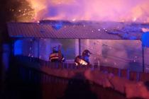 Incendiu la o locuință din comuna Vânători Neamț