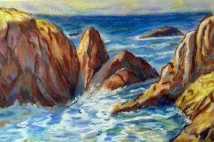 Lucrarea Marina de Mihaela Cosma