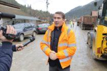 65 de milioane de lei alocați prin PNDL pentru reabilitarea Drumului Talienilor