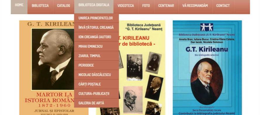 Biblioteca Județeană rămâne închisă publicului, cititorii sunt invitați să intre pe site
