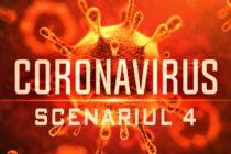 2109 de persoane infectate cu coronavirus, 65 persoane decedate. România intră în scenariul 4.