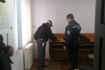 Scandalagii amendați de polițiștii locali din Piatra Neamț