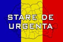 A fost decretată STAREA DE URGENȚĂ începând de luni. Cum ne afectează?