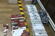 Peste 57.000 de țigarete de contrabandă găsite în locuința unui cetățean din Mărgineni