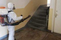 Primăria Piatra Neamț continuă activitățile de dezinfecție în oraș