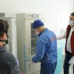 Aparat testare coronavirus spital Piatra Neamt (6)