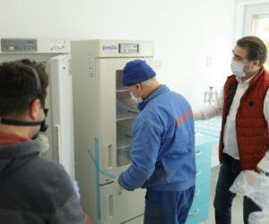 A ajuns la Spitalul Județean din Piatra Neamț aparatul de testare coronavirus, cumpărat cu fonduri din bugetul CJ