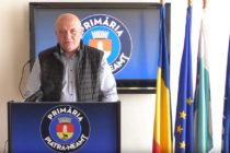 Declarația primarului Dragoș Chitic privind activitățile de combatere a coronavirusului în Piatra Neamț