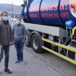 Dezinfectie pe drumurile din Neamt (2)