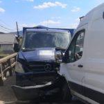 accident rutier autoutilitare Pipirig (1)