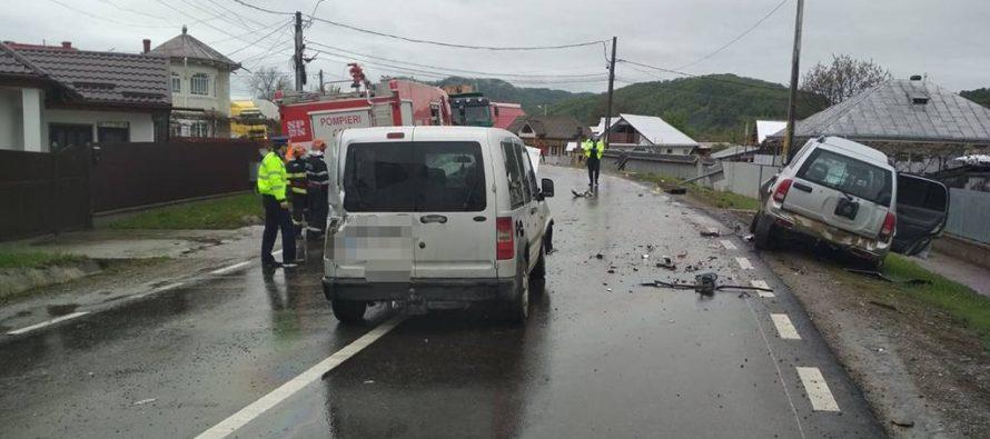 Accident rutier cu două victime în comuna Vânători-Neamț