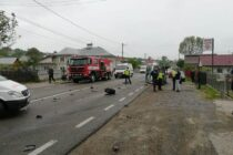 Accident rutier cu două victime încarcerate la Bălțătești