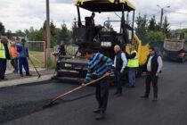 Continuă lucrările edilitare de sezon în Piatra Neamț