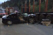 Un tânăr de 25 de ani și-a pierdut viața într-un accident rutier, la Dămuc
