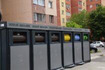 Puncte de colectare a deșeurilor modernizate și în cartierul Mărăței din Piatra Neamț