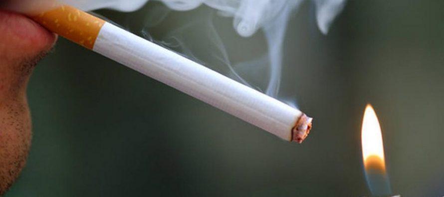 A fumat lângă un stog de fân și a provocat un incendiu