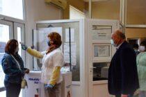 Primarul Dragoș Chitic verifică cum se respectă măsurile de prevenire în Piatra Neamț