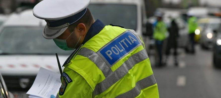 Bărbat prins de polițiști cu adeverință de angajator falsă în Piatra Neamț