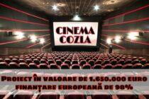 Cinematograful Cozla reabilitat cu fonduri europene