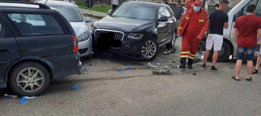 Accident rutier cu o victimă la Căciulești, comuna Girov