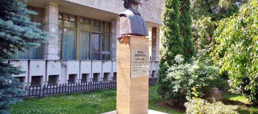 Spectacol literar-muzical dedicat lui Mihai Eminescu la Biblioteca Județeană