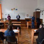 Elevi din Piatra Neamt la cursuri