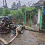 gospodarii inundate in Neamt (2)