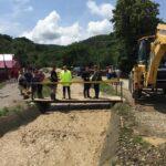 inundatii locuinte cartierul Valeni (2)