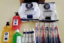 Începând de luni, 22 iunie, se vor distribui pachetele cu produse de igienă către persoanele defavorizate