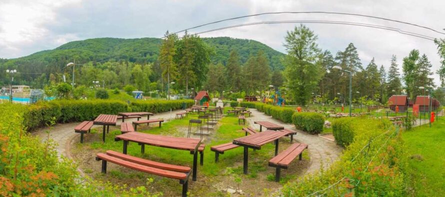 Zona de grătare din Ștrandul Municipal a fost redeschisă
