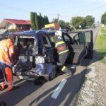 Accident rutier 3 victime Timisesti (2)